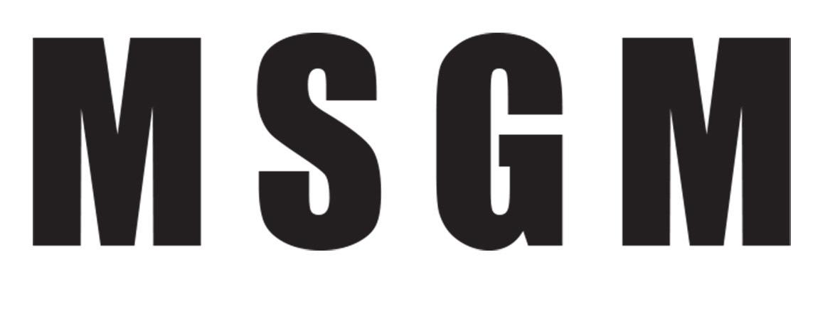 MSGM表参道店および都内百貨店での販売スタッフ募集|MSGMのカバー写真
