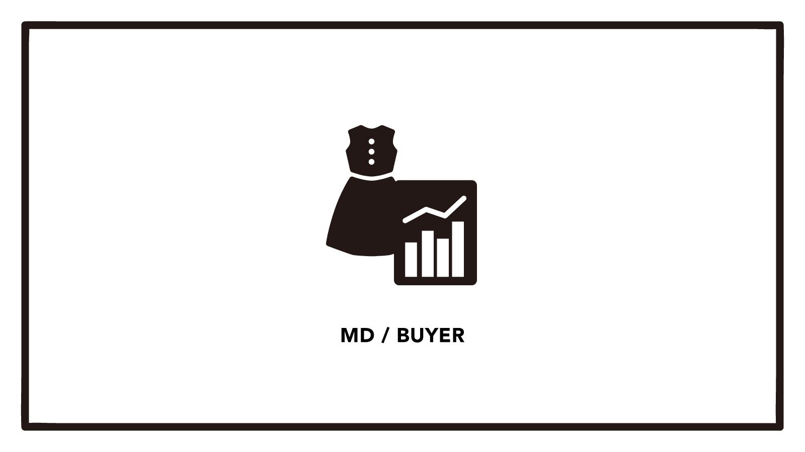 【ECサイトMD】大手企業での募集 経験者募集のカバー写真
