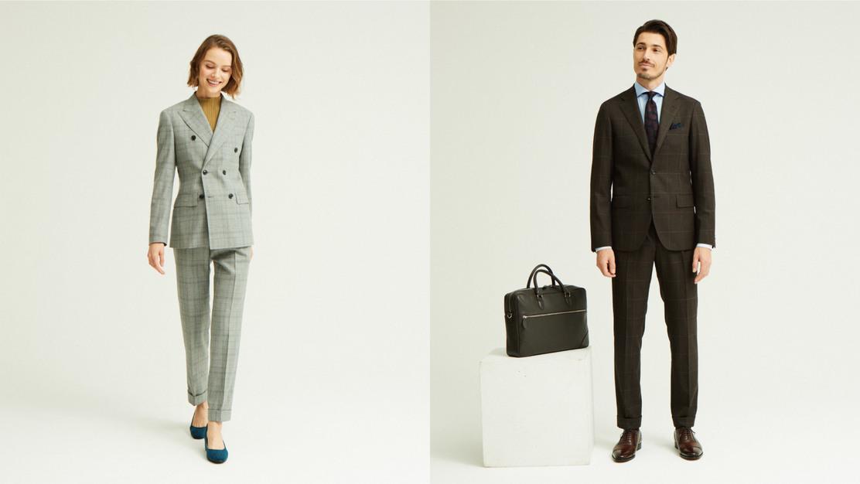 関東地区<一人のお客様にじっくり向き合う> スーツスタイリスト募集! 未経験OKのカバー写真