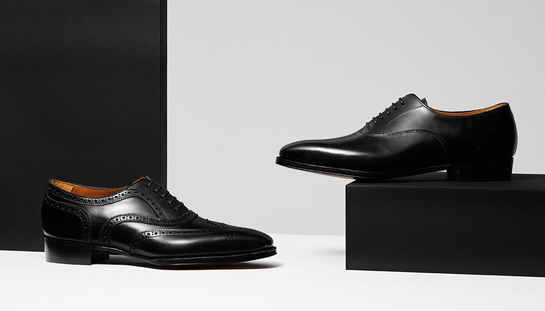 <<販売スタッフ>>日本製グッドイヤー製法の革靴ブランドのカバー写真