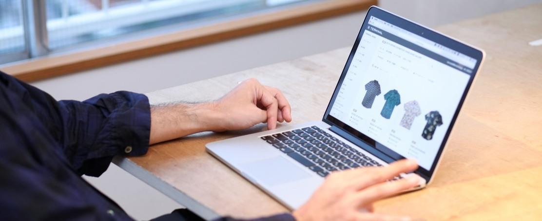 ファッション業界向けSaaSの営業責任者を募集 | COO候補のカバー写真