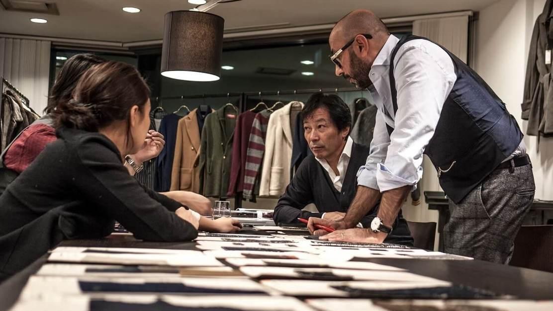 【22卒】南青山からイタリアファッションの最先端を発信する営業職を募集!のカバー写真
