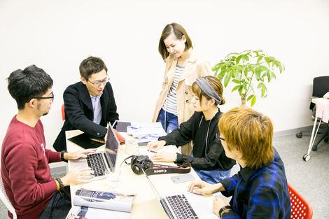 自社サービスを一緒に成長させてくれるWebデザイナー募集!のカバー写真