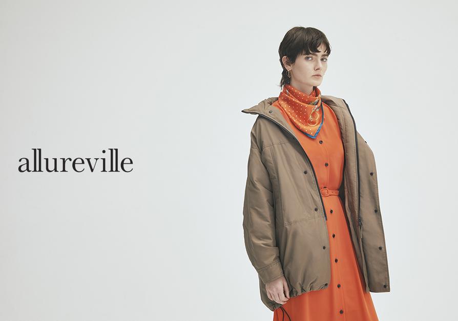 【東京本社】allureville デザイナーのカバー写真
