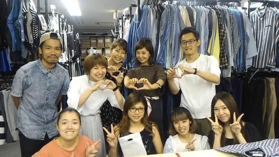 [東京]ファッションで人をもっとハッピーにする「leeap」の広報募集のカバー写真