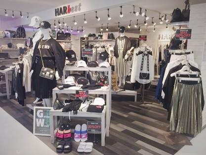 心斎橋オーパ(OPA)店【HARbest】の販売スタッフのカバー写真