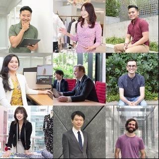 WEB Marketing:挑戦する人を応援するD2Cアパレルベンチャーのカバー写真