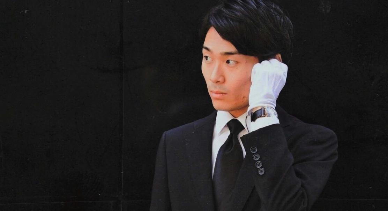 【正社員】〈大阪〉憧れの高級ブランドドアマンを募集!(男女)のカバー写真