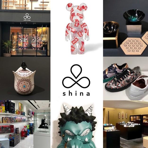 【アルバイト】和物雑貨店のショップスタッフを募集しています<shina>のカバー写真