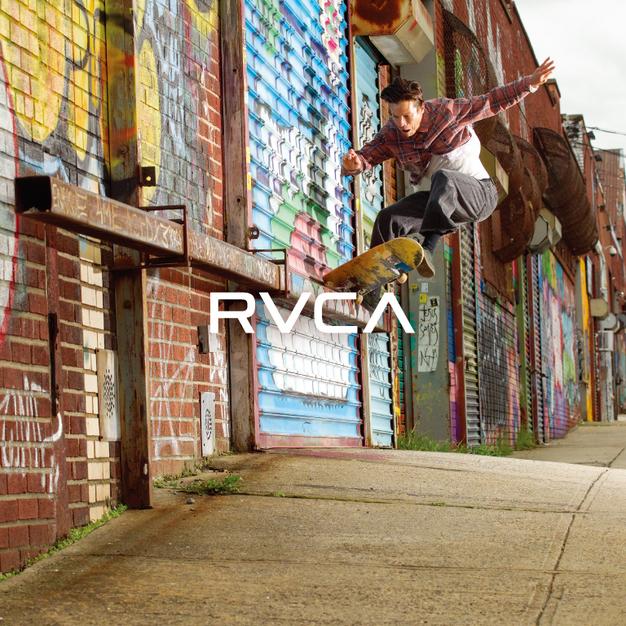 カリフォルニア初のライフスタイルブランド『 RVCA』でデザイナー募集のカバー写真