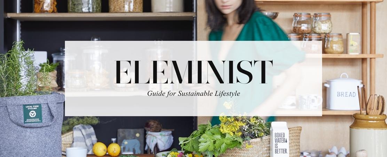 サステナブルECサイト「ELEMINIST SHOP」の運営スタッフ募集!のカバー写真